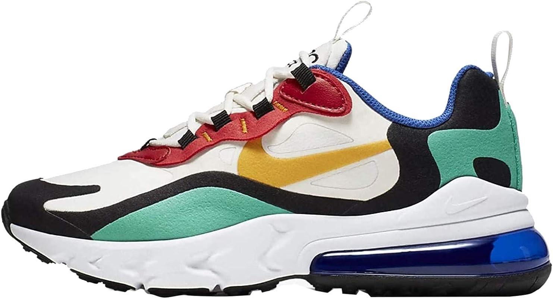 Amazon.com | Nike Air Max 270 React (Kids) | Running