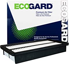 ECOGARD XA5370 Premium Engine Air Filter Fits 2003-2008 Mazda 6 2.3L, 2000-2006 Mazda MPV