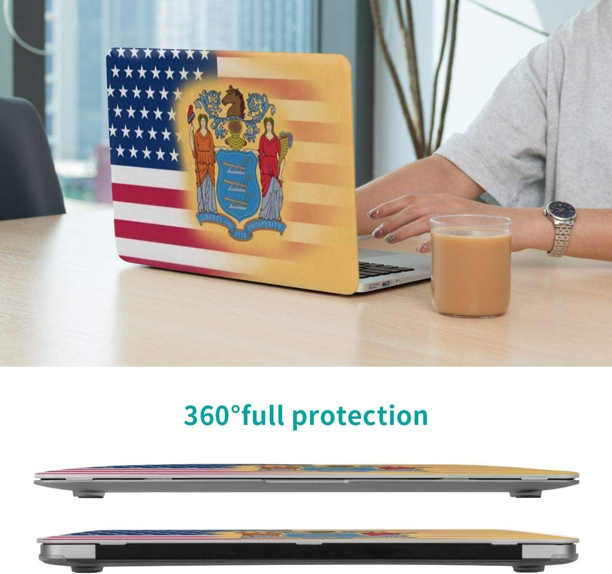 Germany Eagle Flag Compatible with MacBook Air 13 Inch Case A1466 A1369 Hard Shell Case Protective Cover for Mac Air 13 Old Version 2017 2016 2015 2014 2013 2012 2011 2010