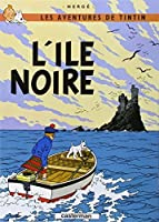 Les Aventures de Tintin: L'Ile Noire (French Edition of The Black Island) by Herge(2000-09-15)