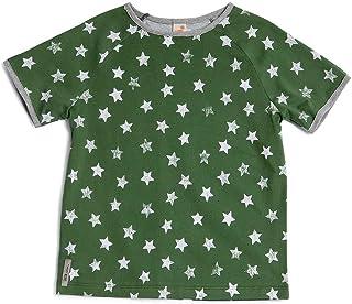 Camiseta Brilhante Verde - Infantil