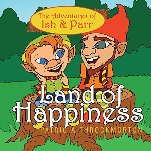 The Adventures of Ish and Parr audiobook cover art