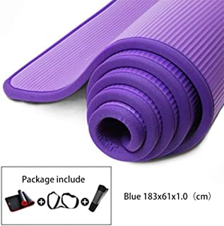 AGKupel Estera de Yoga Antideslizante Esterilla Yoga