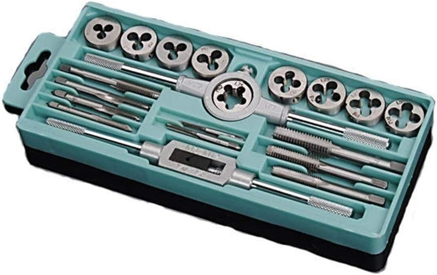 GUOSHUCHE Wrench 20pcs M3-M12 Screw Detroit Mall Metric Thread Tap Taps Ultra-Cheap Deals Plugs