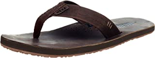 Reef Men's Leather Sandals with Bottle Opener