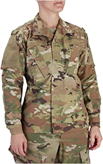 Propper Uniform BDU Coat Regular Length 60//40 Cotton//Polyester Ripstop Subdued Urban Digital XXLR