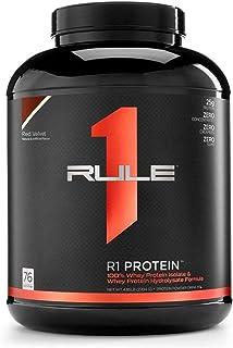 Rule one Protein Red Velvet, 2.27kg