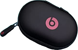 Hard Case for Powerbeats 3, Powerbeats 2, Powerbeats 1, BeatsX and All Beats Monster in-Ear Earphones Tour, Heart, iBeats, Lil' Jamz, DNA, Turbine, Lady Gaga, Diddy Beats Wired or Wireless Models.