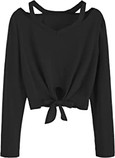 Best front cut out shirt Reviews