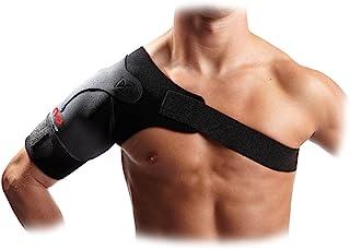 براد پشتیبانی McDavid Shoulder. مهارکننده روتاتور کاف برای تسکین درد ، Rehab. فشرده سازی حرارتی آستین ، بسته بندی. تسمه قابل تنظیم ، زنجیر. برای آرتروز ، بورسیت ، تاندونیت ، بازو ، آسیب مفاصل AC ، Clavicle ، Dislocated. برای مردان و زنان ، سمت راست یا چپ