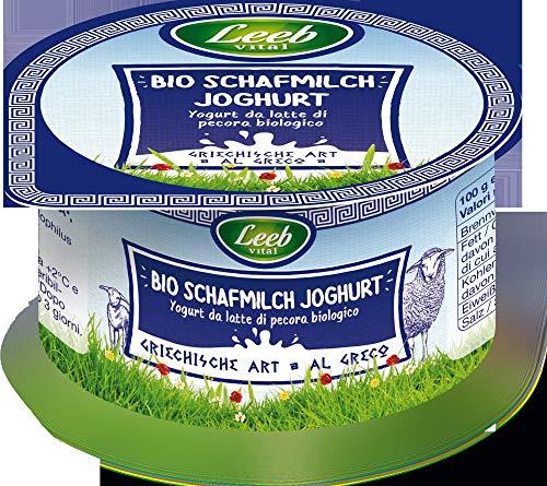 BIO MIO / Leeb Bio Leeb Vital Bio Schafjoghurt griechischer Art (6 x 150 Stk)