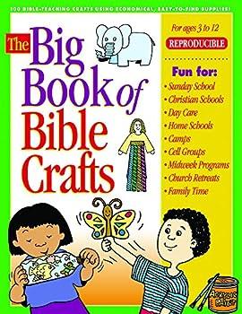 Paperback Big Book of Bible Crafts Book