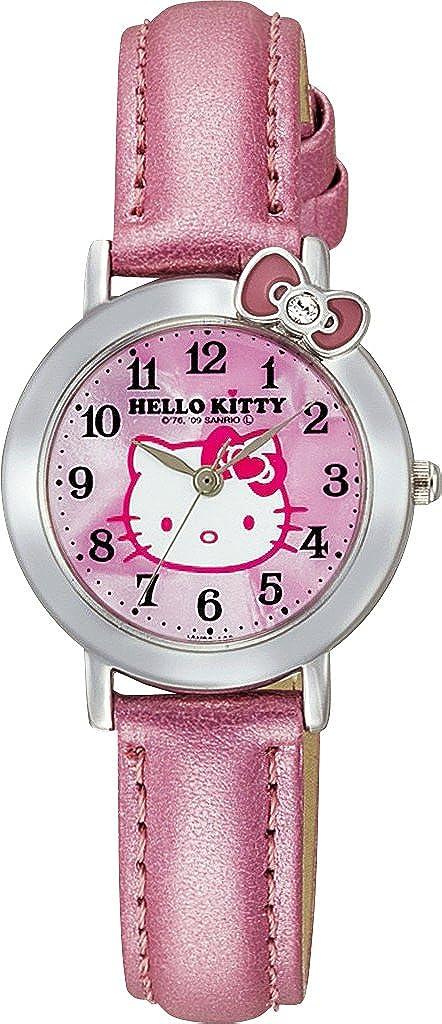 Hello Kitty Classic Ribbon Max 61% OFF Analogue Weekly update - Watch Kiity Pink W