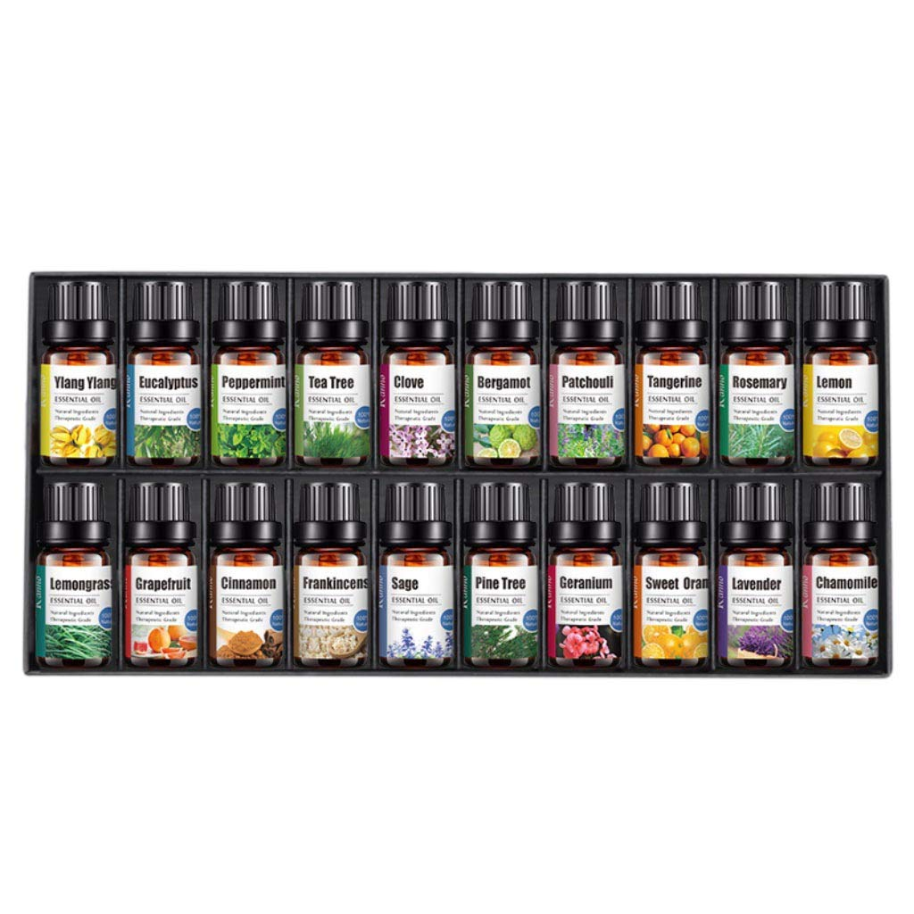 Franterd Essential Oil Max 76% OFF 100% Time sale Natural Aromatherapy Pure