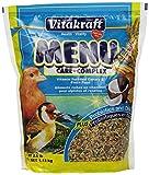 Vitakraft Sunseed Canary and Finch Menu Food-2.5-Pound