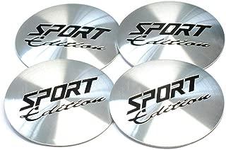 sport edition center cap size