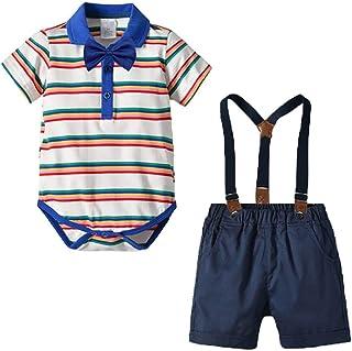 Jeansshorts Kinder Bekledung Set Baby Shirt Jeans Echinodon