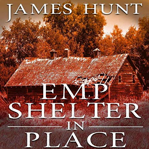 EMP Shelter In Place audiobook cover art
