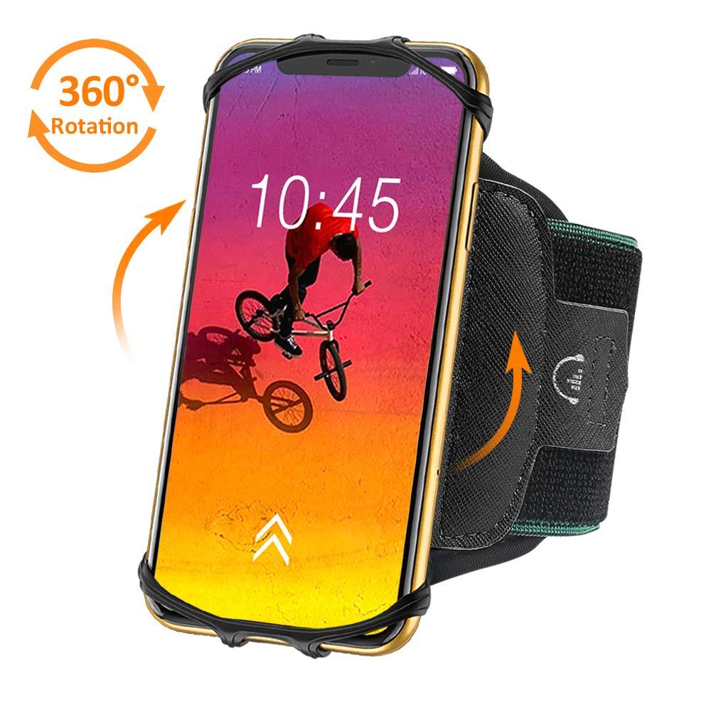 BOVON Armband Breathable 360%C2%B0Rotatable Running
