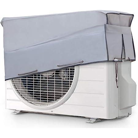Au/ßenklimaanlage Abdeckungs wasserdichter Klimaanlagen Staubschutz f/ür Haus Au/ßen Klimaanlage Protector iB/àste Klimaanlage Abdeckung
