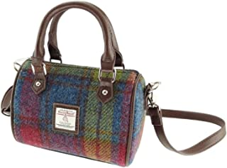 Harris Tweed Kilbride Mini-Bowlingtasche für Damen