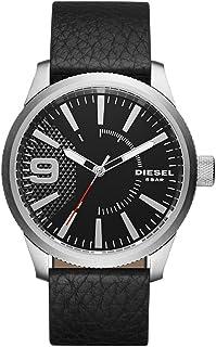 Diesel Casual Watch Analog Display For Men Dz1766, Grey Band