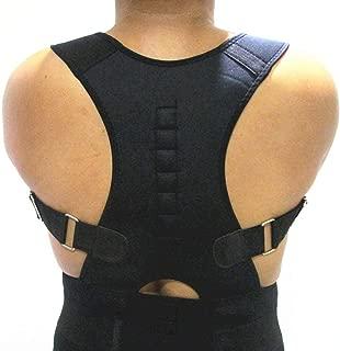 Posture Corrector Magnetic Posture Corrective Therapy Back Brace for Men & Women | Lumbar Pain Relief | Shoulder & Back Support Belt