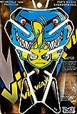 Protector de depósito para motocicleta Rossi Edition, azul, amarillo, negro, multicolor, universal
