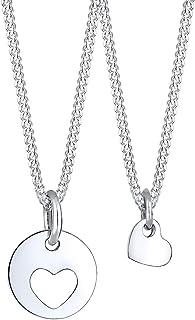 Elli Women's 925 Sterling Silver Jewellery Set 0911990617_45