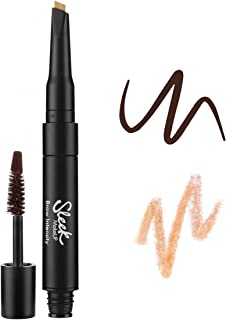 Sleek Makeup - Brow Intensity - Brow Gel and Highlighter - Dark