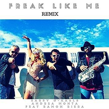 Freak Like Me (feat. Ramon Riera)