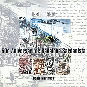 50è Aniversari De Badalona Sardanista