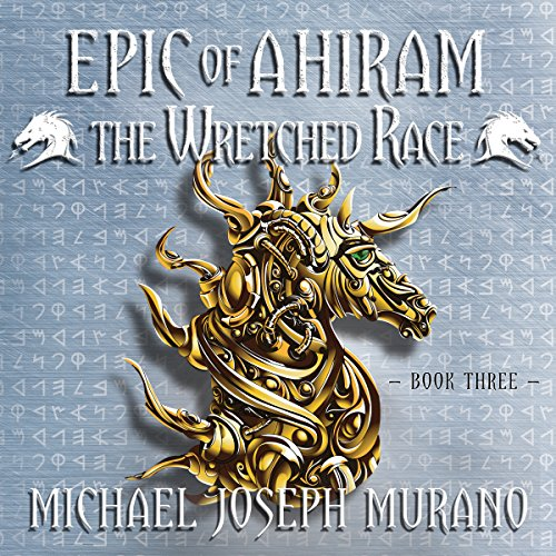 The Wretched Race audiobook cover art