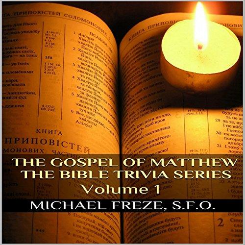 The Gospel of Matthew audiobook cover art