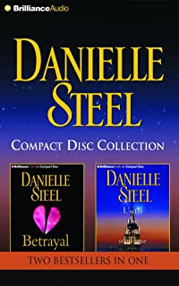 Danielle Steel Betrayal & Until the End of Time 2-In-1 Collection