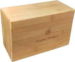 ハガーマガー(HUGGER MUGGER) バンブーブロック 4インチ 【日本正規品】
