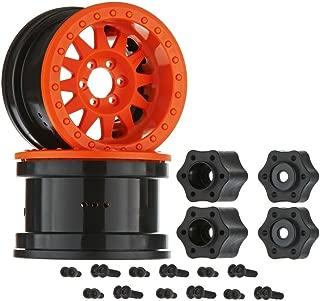 Axial AX31364 2.2 Method Beadlock Wheel, Orange