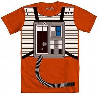 Luke Flight Suit Orange Costume T-shirt