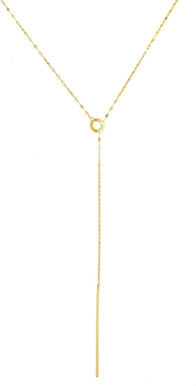 14k Yellow Gold Italian Movable 28