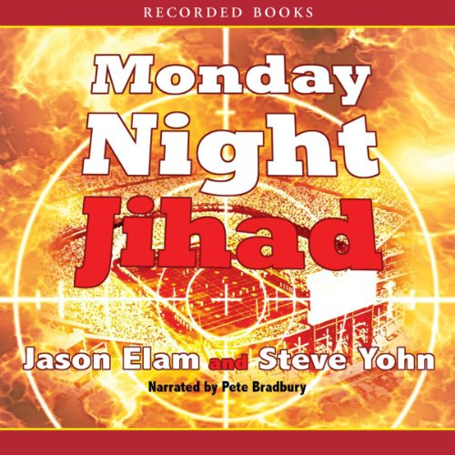 Monday Night Jihad audiobook cover art