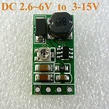 Power Inverter - DD06AJSB DC 3.3V 3.7V 5V to 6V 9V 12V Adjustable Step-Up Boost Converter Voltage Regulator Power Supply Module