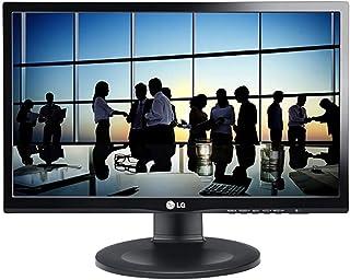 """Monitor LG 21.5"""" IPS Full HD, Ajuste de altura e Inclinação, Pivot 90º - 22BN550Y, Preto"""