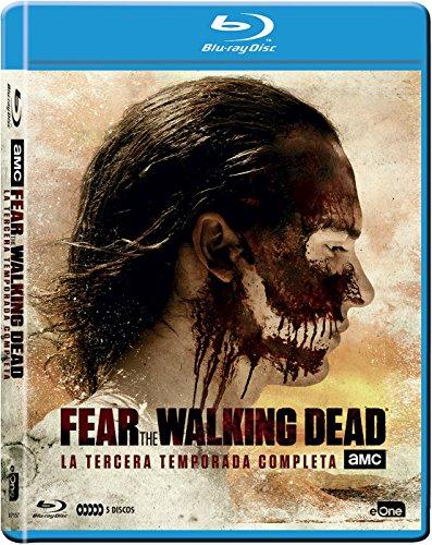 Fear The Walking Dead Temporada 3 Blu-Ray [Blu-ray]