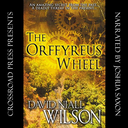 The Orffyreus Wheel audiobook cover art