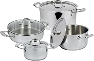 Better Chef BC8000 Cookware Set, Stainless Steel