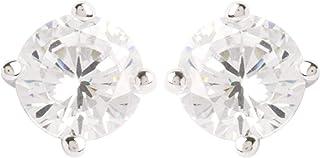 Agatha Silver Earrings for Women , 02320183-136-TU