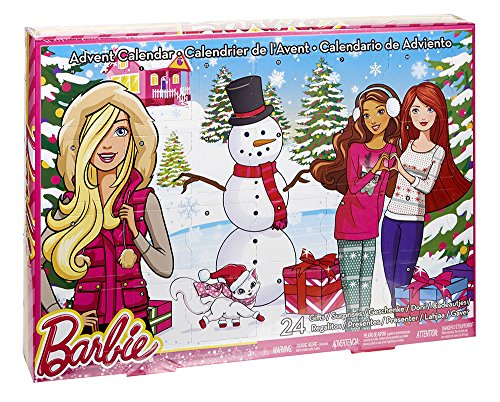 Mattel Barbie DMM61 - Adventskalender