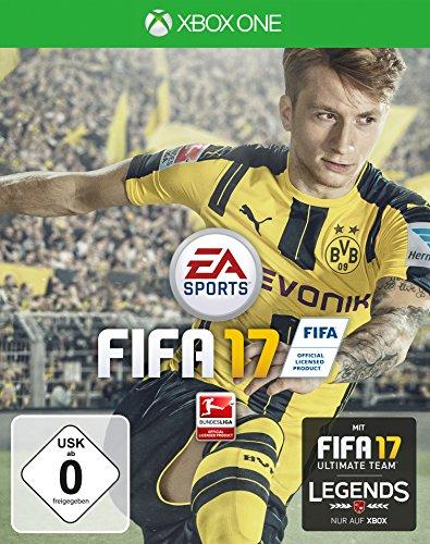 FIFA 17 - Xbox One [Importación alemana]