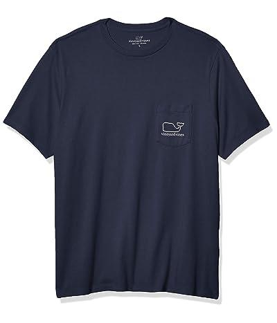 Vineyard Vines Short Sleeve Vineyard Vines Whale Pocket T-shirt