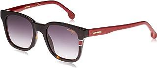 نظارة شمسية مستطيلة للجنسين من كاريرا، لون هافان احمر، 164/S